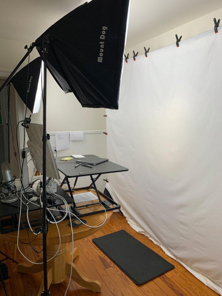 Seth Bank Home Office Setup